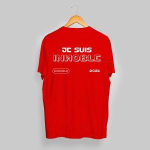 """Camiseta """"Je suis Innoble"""""""